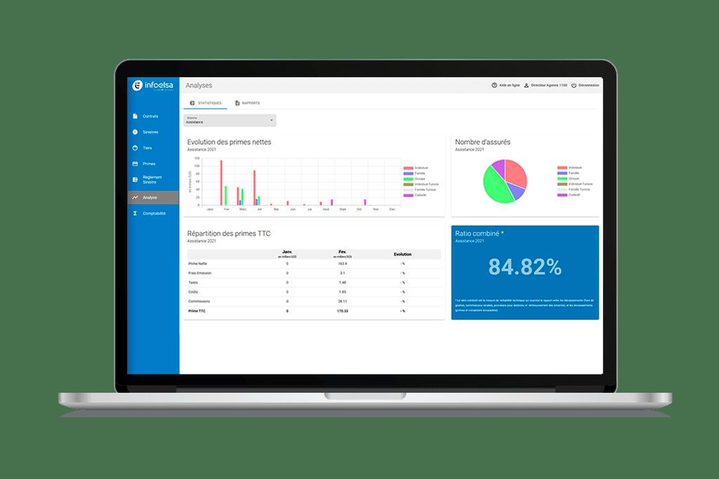 logiciel gestion sinistre assureurs mutuelles